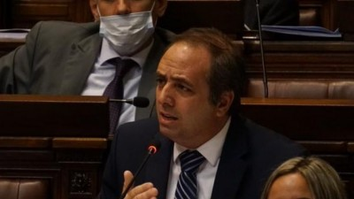 """Sebastián Andújar: """"Creemos que la Rendición fue hartamente discutida"""""""