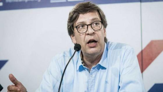 Javier Miranda apoyó a Vázquez por destituciones en el ámbito militar — Audios — Al Día 810 | El Espectador 810