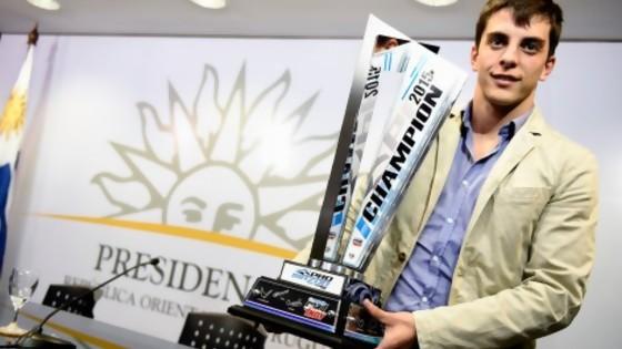 Santi Urrutia y sus nuevos desafíos para el 2019 — Uruguay nomá — Bien Igual | El Espectador 810