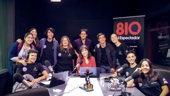 Atento Houston: Liceo de Migues en órbita — La Entrevista — Más Temprano Que Tarde | El Espectador 810
