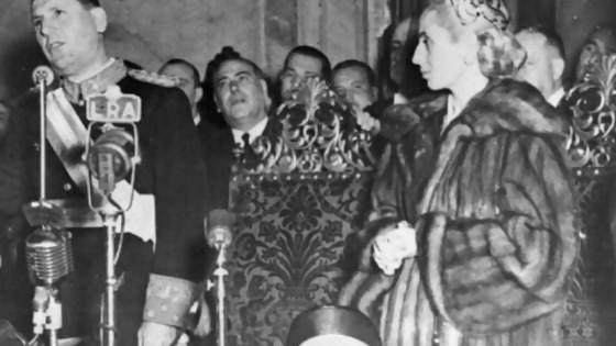 Evita: razones de una vida — Gabriel Quirici — No Toquen Nada | El Espectador 810