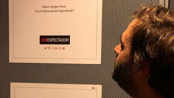 El Moncho le habló a Mario Vargas Llosa — El maravilloso mundo de Moncho Licio — Otro Elefante | El Espectador 810