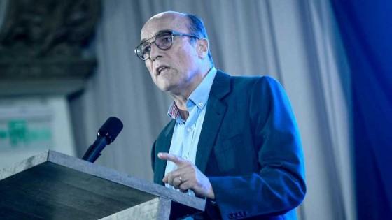 Martínez presentó una serie de propuestas en un evento denominado Impulso al Desarrollo — Nos vemos en las urnas — Al Día 810 | El Espectador 810