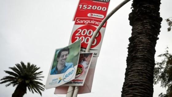 La Intendencia aplicó más de 200 multas por cartelería política irregular — Informes — No Toquen Nada | El Espectador 810