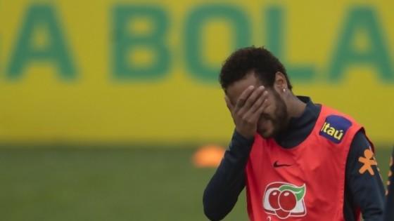 Neymar se complica al defenderse de acusación de violación — Denise Mota — No Toquen Nada | El Espectador 810