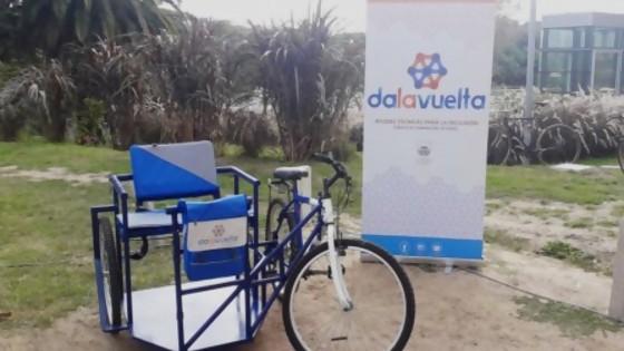 Bicicletas accesibles para superar barreras y generar inclusión — El maravilloso mundo de Moncho Licio — Otro Elefante | El Espectador 810