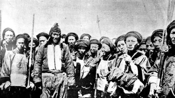 China: rebelión y masacre en los extremos del siglo XX — Gabriel Quirici — No Toquen Nada | El Espectador 810