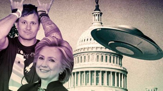 La relación entre Hillary, Blink 182 y el mundo extraterrestre — Pablo Silvera  — Otro Elefante | El Espectador 810