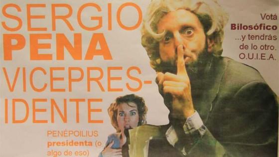 """Pena presentó un nuevo jingle y a los """"Charrugas"""" — Sergio Pena — Otro Elefante   El Espectador 810"""