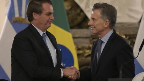 Reunión Macri - Bolsonaro: ¿Mercosur de a dos? — GPS Activado — Más Temprano Que Tarde | El Espectador 810