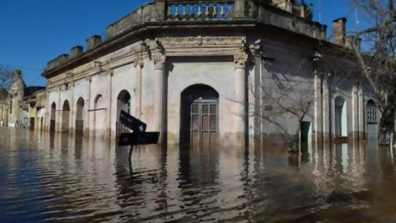Sinae espera un aumento de los evacuados por inundaciones — Audios — Al Día 810 | El Espectador 810