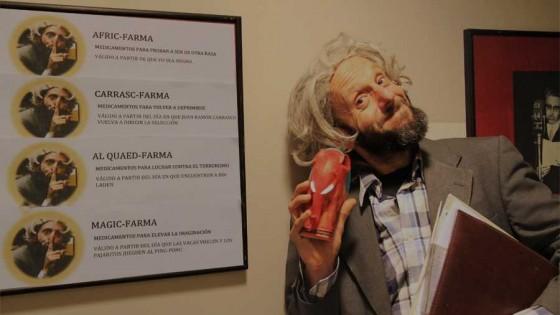 Pena presentó sus tarjetas y le respondió al Moncho — Sergio Pena — Otro Elefante | El Espectador 810