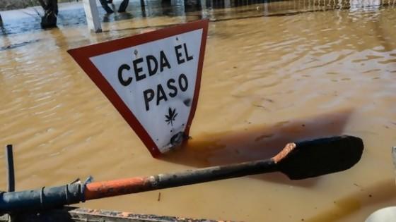 Inundaciones: Baja el número de evacuados en la ciudad de Florida — Entrada libre — Más Temprano Que Tarde | El Espectador 810