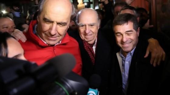 Sanguinetti y el alivio: le pasó la posta a Talvi — Informes — No Toquen Nada | El Espectador 810