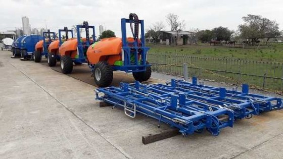 Uruguay exporta tecnología para la forestación — Agricultura — Dinámica Rural | El Espectador 810