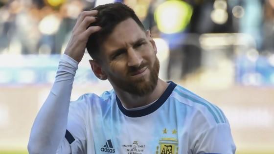 El Messi peronista y las viudas del VAR — Darwin - Columna Deportiva — No Toquen Nada | El Espectador 810