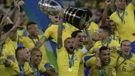 La tentadora idea de que a Brasil lo llevaron de la mano — Diego Muñoz — No Toquen Nada | El Espectador 810