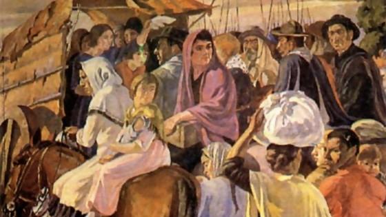 Capítulo 4: ¿Éxodo, redota o emigración del Pueblo Oriental? — Inmigrantes de papel — Abran Cancha | El Espectador 810