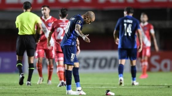 Nacional arrancó con el pie izquierdo en la Copa Libertadores — Deportes — Primera Mañana | El Espectador 810