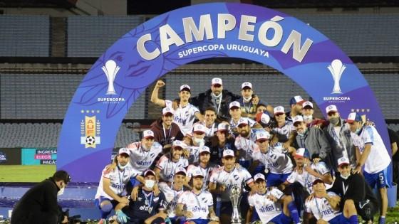 Nacional campeón de la Supercopa Uruguaya — Deportes — Primera Mañana   El Espectador 810
