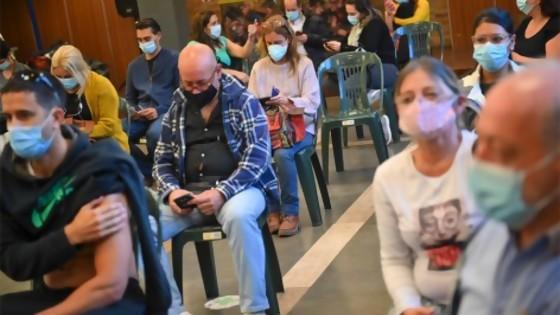 Proceso de vacunación a trabajadores de la salud — Qué tiene la tarde — Más Temprano Que Tarde | El Espectador 810