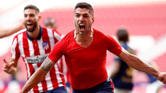 Suárez volvió a escribir otro capítulo de su historia — Deportes — Primera Mañana   El Espectador 810