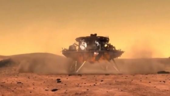 Golazo de China en Marte — Entrevistas — No Toquen Nada | El Espectador 810