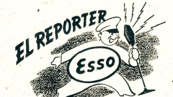 Reporter Esso — Radioteca Espectador — Espectadores   El Espectador 810