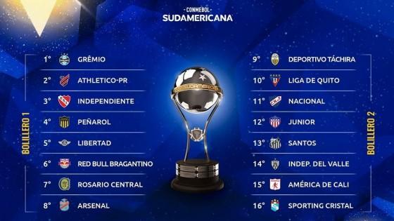 Los posibles rivales de Nacional y Peñarol en la Sudamericana — Deportes — Primera Mañana   El Espectador 810