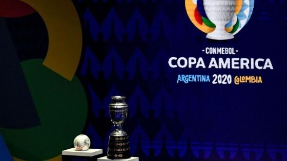 Conmebol busca sede para jugar la Copa América — Deportes — Primera Mañana   El Espectador 810