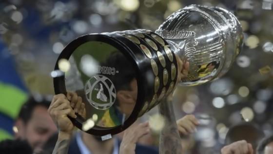 Darwin quería la Copa América en Uruguay — Darwin - Columna Deportiva — No Toquen Nada   El Espectador 810