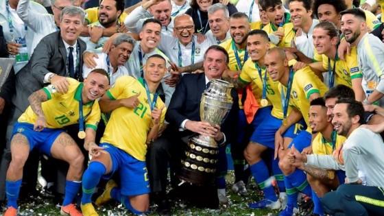 El Gobierno de Brasil pone en duda la Copa América — Deportes — Primera Mañana   El Espectador 810