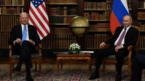 ¿Por qué Biden promovió un encuentro con Putin luego de calificarlo de asesino? — Claudio Fantini — Primera Mañana | El Espectador 810