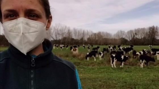 Entrevista central: Producción, colonización, gestión y esencia del productor ganadero en Osorno — Extensión — Dinámica Rural | El Espectador 810