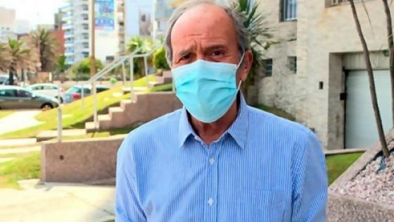 """Savio: """"La variante Delta de coronavirus va a entrar caminando desde Brasil"""" — La Entrevista — Más Temprano Que Tarde   El Espectador 810"""