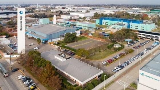 Biogénesis Bagó inauguró nuevas instalaciones del Banco de Vacunas para Aftosa — Innovación — Dinámica Rural | El Espectador 810