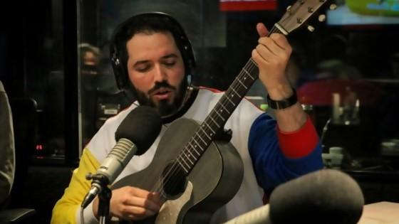 Diego González: el artista que hay que escuchar  — Audios — Bien Igual   El Espectador 810
