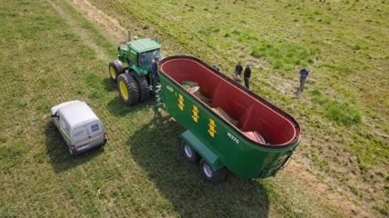 Mary: En lo que va del año ha vendido la misma cantidad de mixers que en todo 2020 — Inversión — Dinámica Rural | El Espectador 810