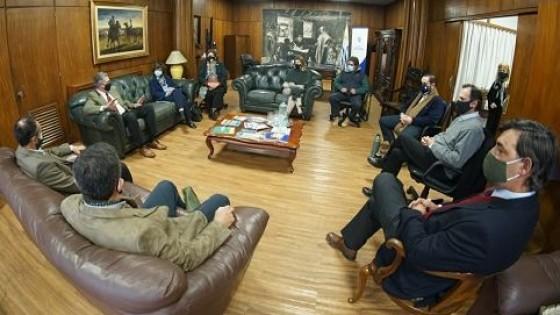 Reunión del MGAP y el campo marcó lineamientos a seguir  — gremiales — Dinámica Rural | El Espectador 810