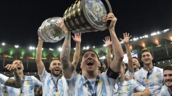 "La Copa ""Fiolionel"" Messi  — Darwin - Columna Deportiva — No Toquen Nada   El Espectador 810"