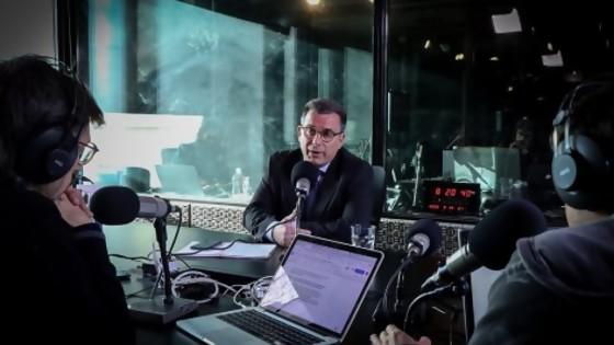 "Stipanicic: ""A ANCAP se la enfrenta con un competidor teórico implacable"" — Entrevistas — No Toquen Nada | El Espectador 810"