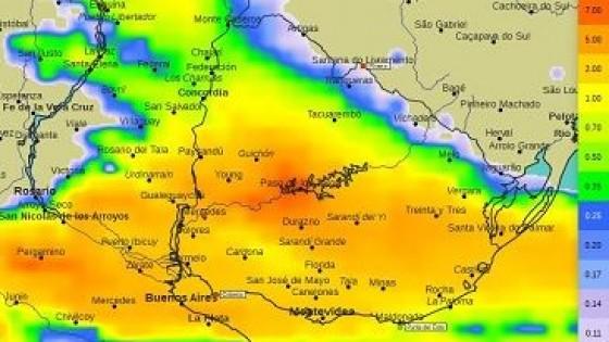 """G. Labrador: """"En el Centro-Sur y Este, el miércoles se esperan lluvias importantes"""" — Clima — Dinámica Rural   El Espectador 810"""