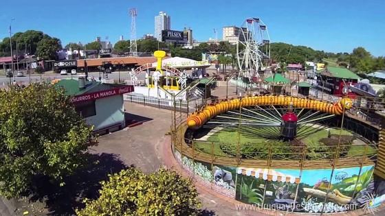 Parque Rodó: entre la nostalgia y el sueño de Disney — El mostrador — Bien Igual | El Espectador 810