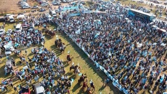 El campo argentino otra vez se manifestó contra ''el intervencionismo'' del Gobierno — gremiales — Dinámica Rural | El Espectador 810