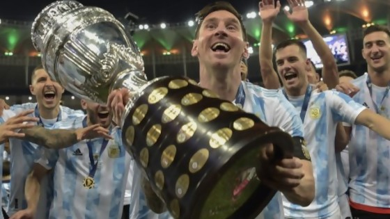 ¡Al gran pueblo argentino, salú! — Audios — Bien Igual   El Espectador 810