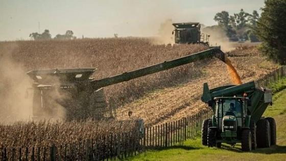 IDIMA: En la zafra 2020/21 la inversión en maquinaria agrícola aumentó un 35% — Inversión — Dinámica Rural | El Espectador 810
