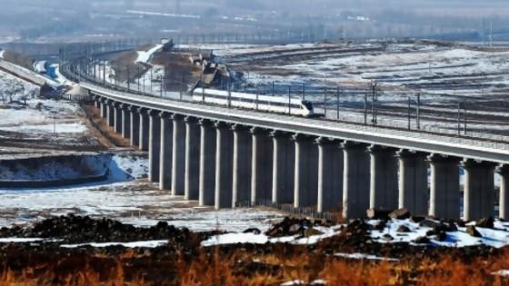 China: un tren sin fronteras — La economía en cuestión: Mag. David Vogel — Más Temprano Que Tarde | El Espectador 810