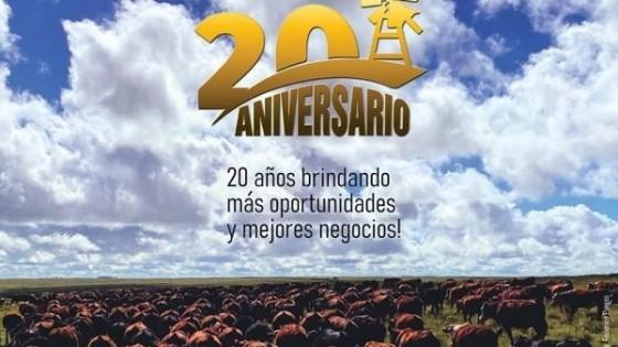20 años de PlazaRural con 13.778 vacunos en su Remate 236 — Mercados — Dinámica Rural   El Espectador 810