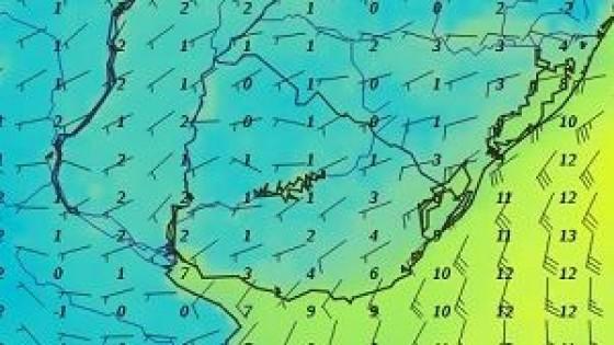 G. Labrador: Para esta semana ''vuelve el frío, y polar'' — Clima — Dinámica Rural   El Espectador 810