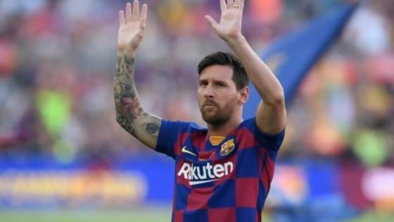 Messi y el president tarad — Darwin - Columna Deportiva — No Toquen Nada   El Espectador 810